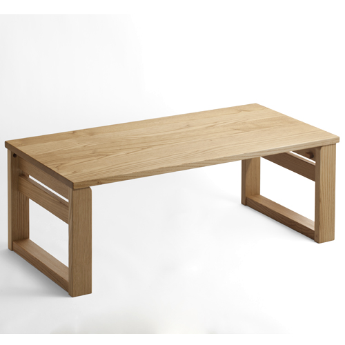 【木製テーブル】オークヴィレッジ・Oak Village 折りたたみ小机 ナチュラル 折りたたみ ローテーブル 二月堂机【節句 入園 卒園 入学】【Y】