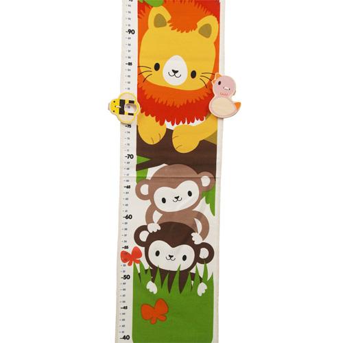 木のおもちゃ プラントイ Plantoys 身長計 ジャングルハイト  お誕生日  2歳:男 女【P】【kd】