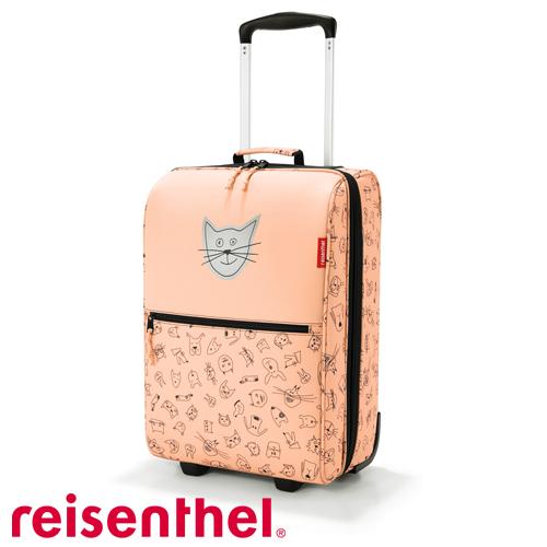 【子供用 キャリーケース】reisenthel ライゼンタール トローリーXSキッズ ROSE 3歳【キャリーバッグ】