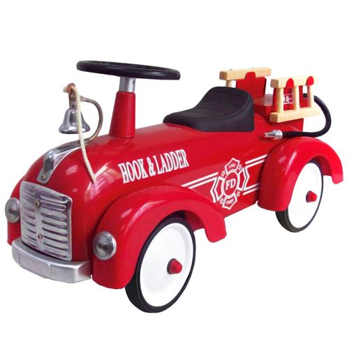 【乗用玩具】 アルタバーグ ファイアートラック・スピードスター DADWAY ARTABURG 【足けり】 【節句 入園 卒園 入学】【Y】