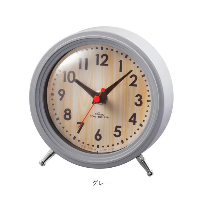 【楽天市場】置き時計 おしゃれ 楽天 シンプル 玄関 木目調 ...