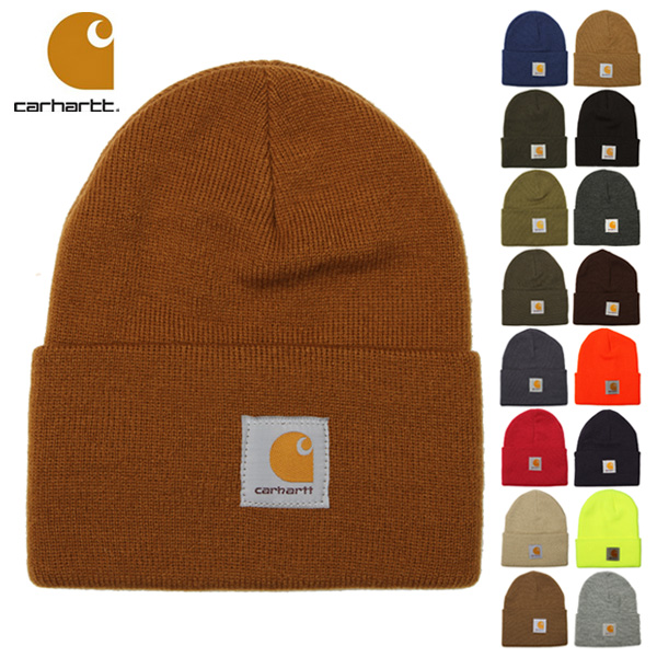 Ringtone in the review up to 4 points! Great Carhartt CARHARTT knit Cap A18  knit ... e04c4ae1441