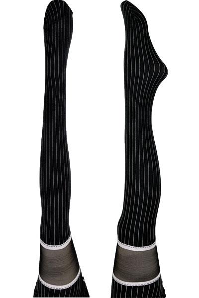 Switching OROBLU FEDORA striped tights