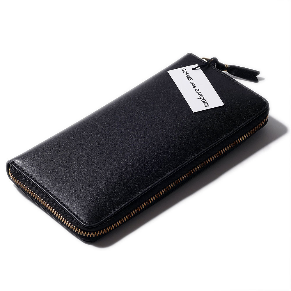 2019SSウォレット コムデ ギャルソン ラウンドファスナー長財布SA0110【送料無料】メンズ Wallet COMME des GARCONS 【メンズ財布 長財布(小銭入れあり) 】レディース