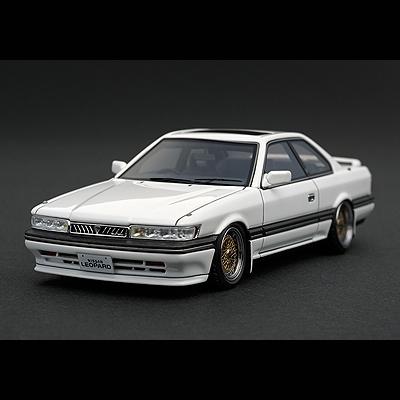 保障 2代目レパードのカスタムバージョン ignition model イグニッションモデル 1 43 2.0 IG0409 F31 Nissan Leopard 情熱セール XS