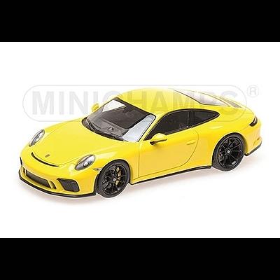 7代目のポルシェ911 Minichamps ミニチャンプス PORSCHE 911 激安通販販売 991 410067421 1 Touring 43 2018 公式 GT3