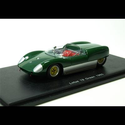 ロータスはブリティッシュグリーンが良く似合う おトク Spark Model スパークモデル LOTUS 43 1960 商い 1 19 S0260
