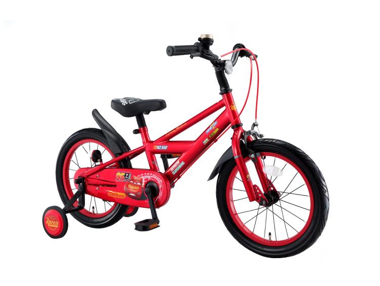 【組立/調整済】カーズ3自転車 (16インチ)【Disneyzone】