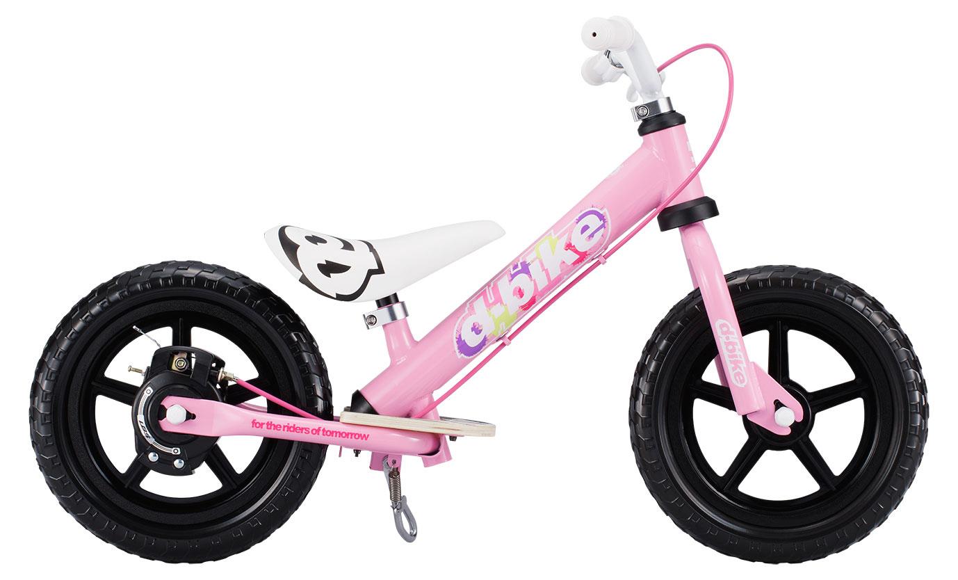 【日本製】 【送料無料 キックバイク】D-Bike KIX V(ベイビーピンク)Dバイク KIX キックバイク バランスバイク, TACTICSSHOP:3aad316e --- canoncity.azurewebsites.net