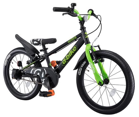【組立/調整済】D-BikeMaster18V(ディーバイクマスター18V)[18インチ]ブラック