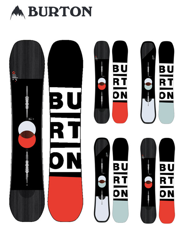 BURTON バートン|19/20モデル Men's Custom Camber Snowboard [106881]