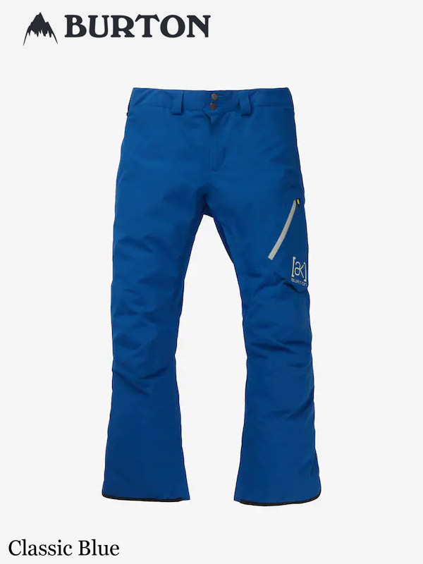 BURTON バートン|19/20モデル Men's Burton [ak] GORE-TEX Cyclic Pant #Classic Blue [100001]