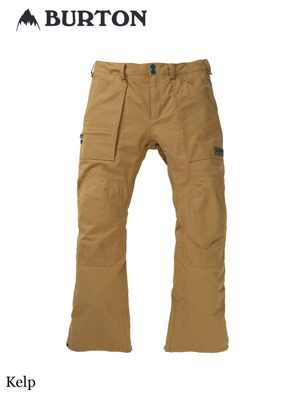 BURTON バートン|19/20モデル Men's Burton Southside Pant - Regular Fit #Kelp [101921]