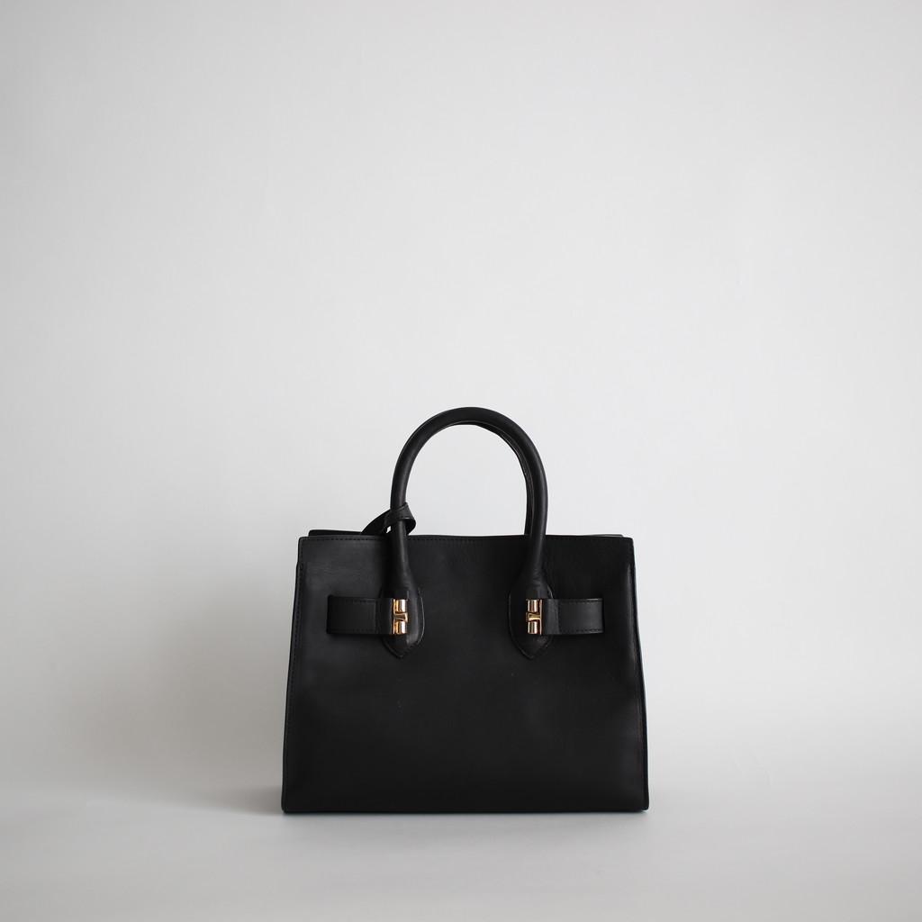 ED ROBERT JUDSON LAYTON MINI HAND BAG #BLACK [B01UBG-59] 128615762