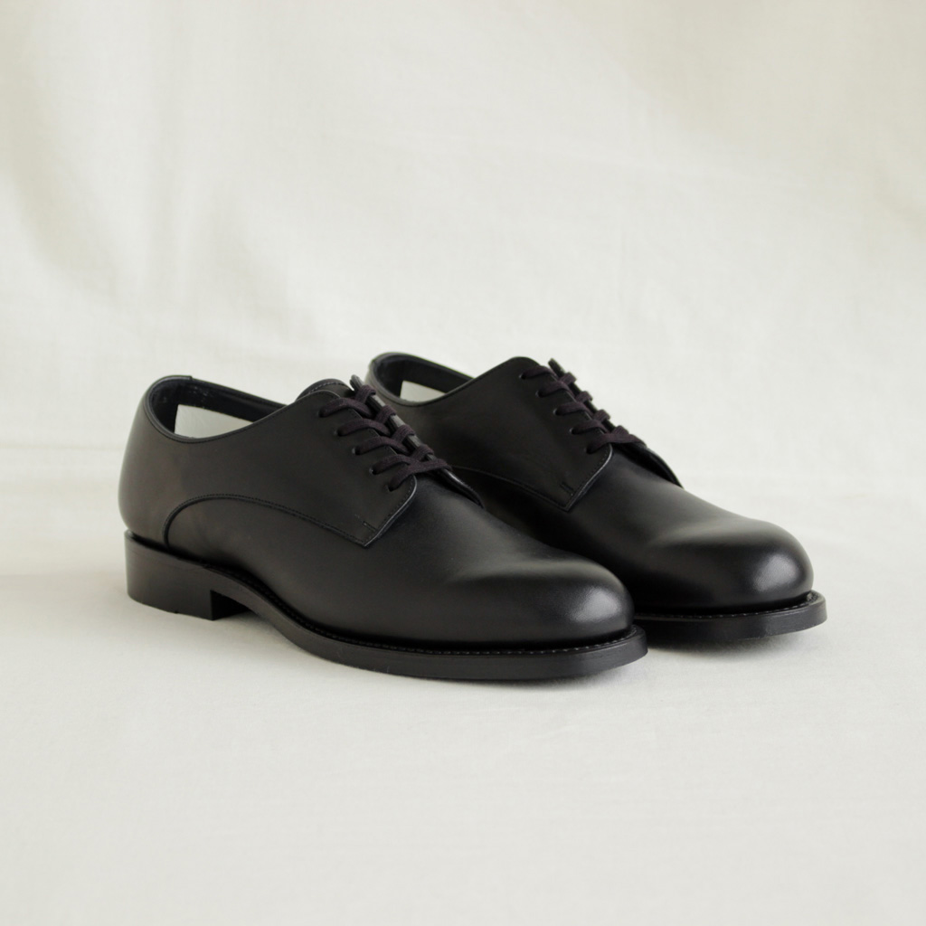 BEAUTIFUL SHOES | ビューティフルシューズ - SERVICEMAN SHOES #BLACK [BSS1712007]