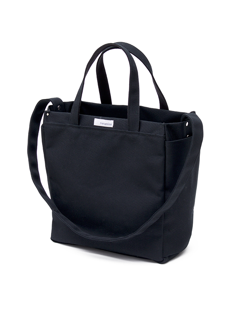 nanamica 2way Tote Bag #BLACK