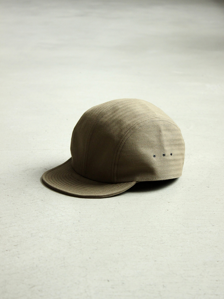 SOLARIS HATMAKERS & Co. HELLCAT / AVIATOR CAP #KHAKI 123796805
