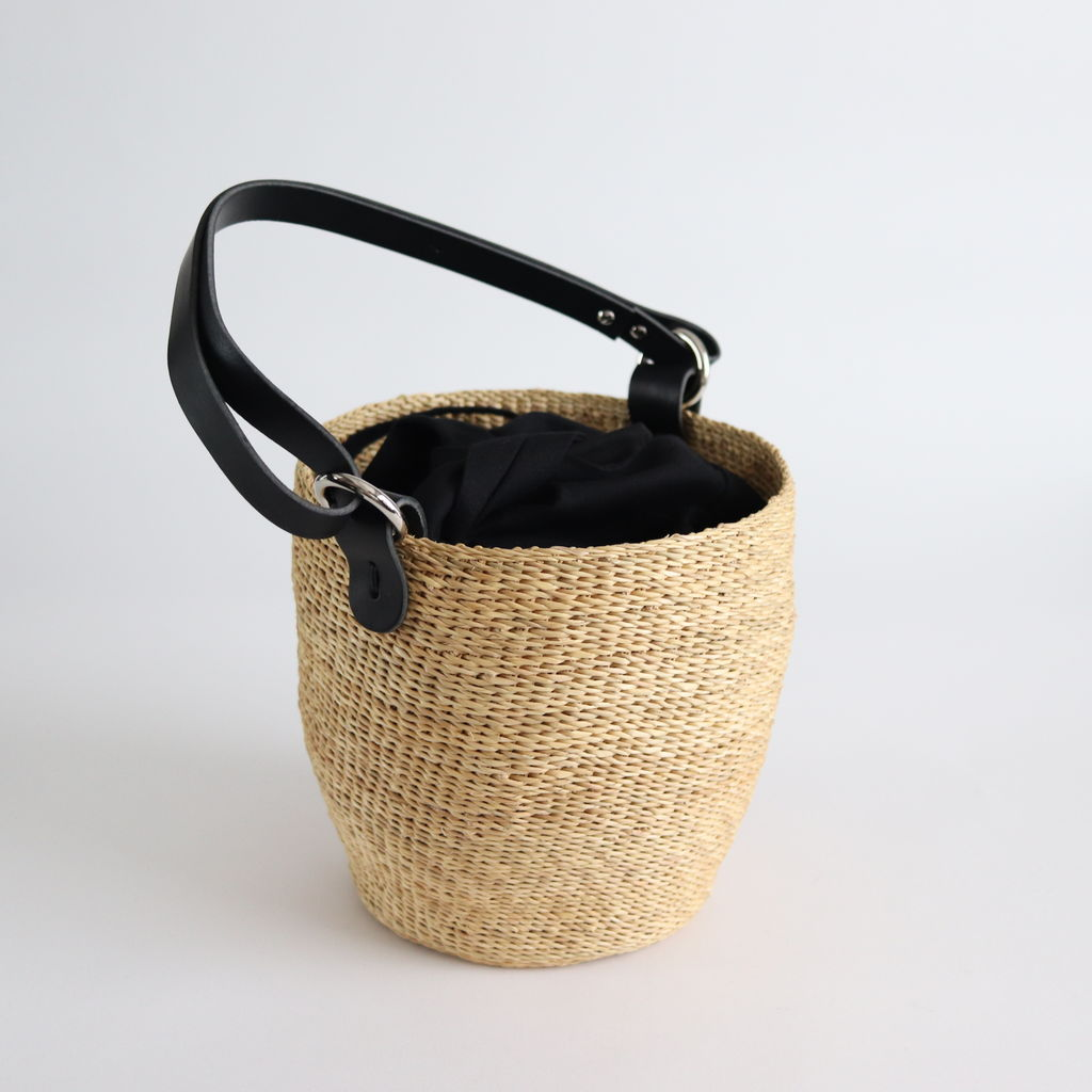 Muun | ムーニュ - POOL BASKET #NATURAL [D057181BB012]