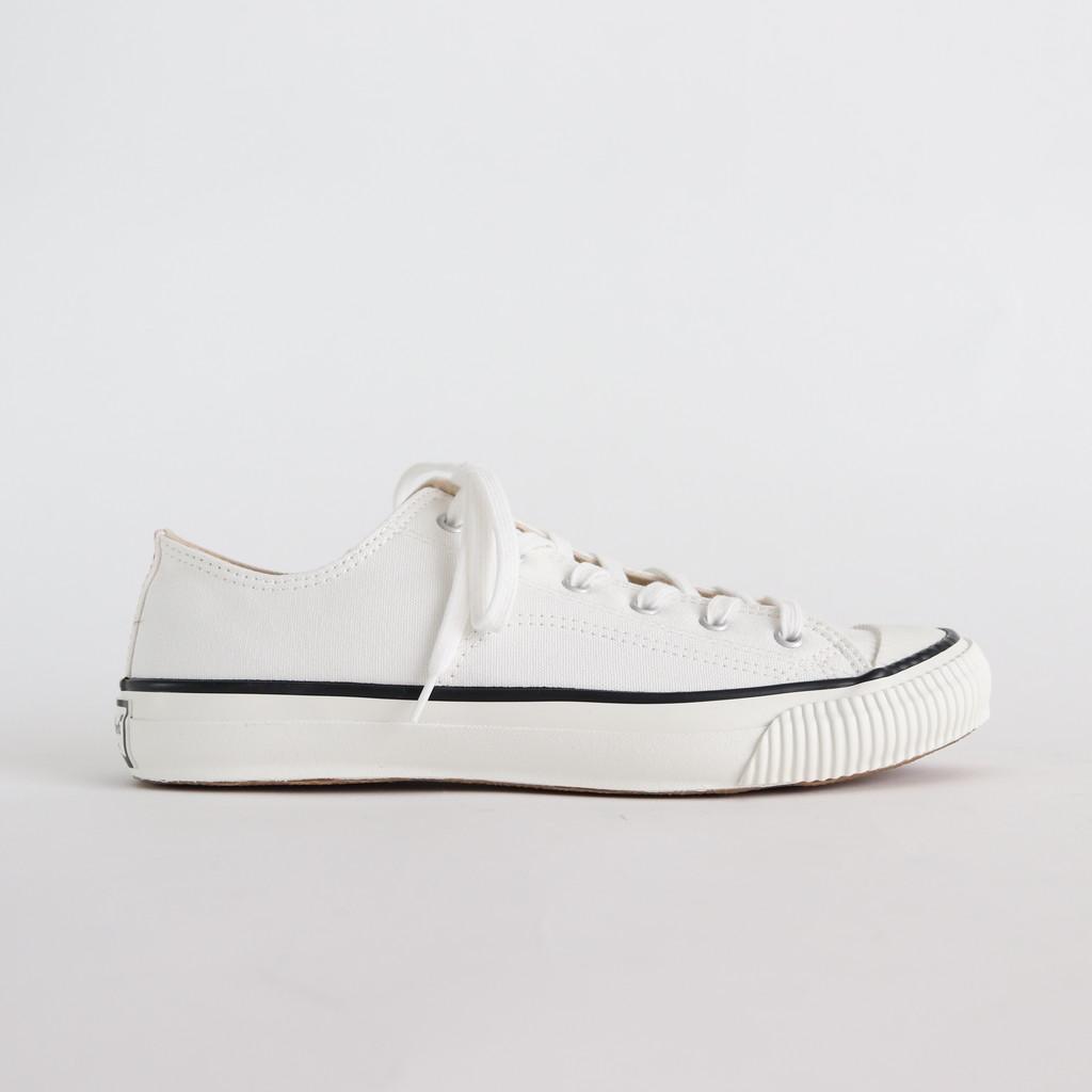 PRAS   プラス - SHELLCAP LOW #WHITE [PRAS-04-001]