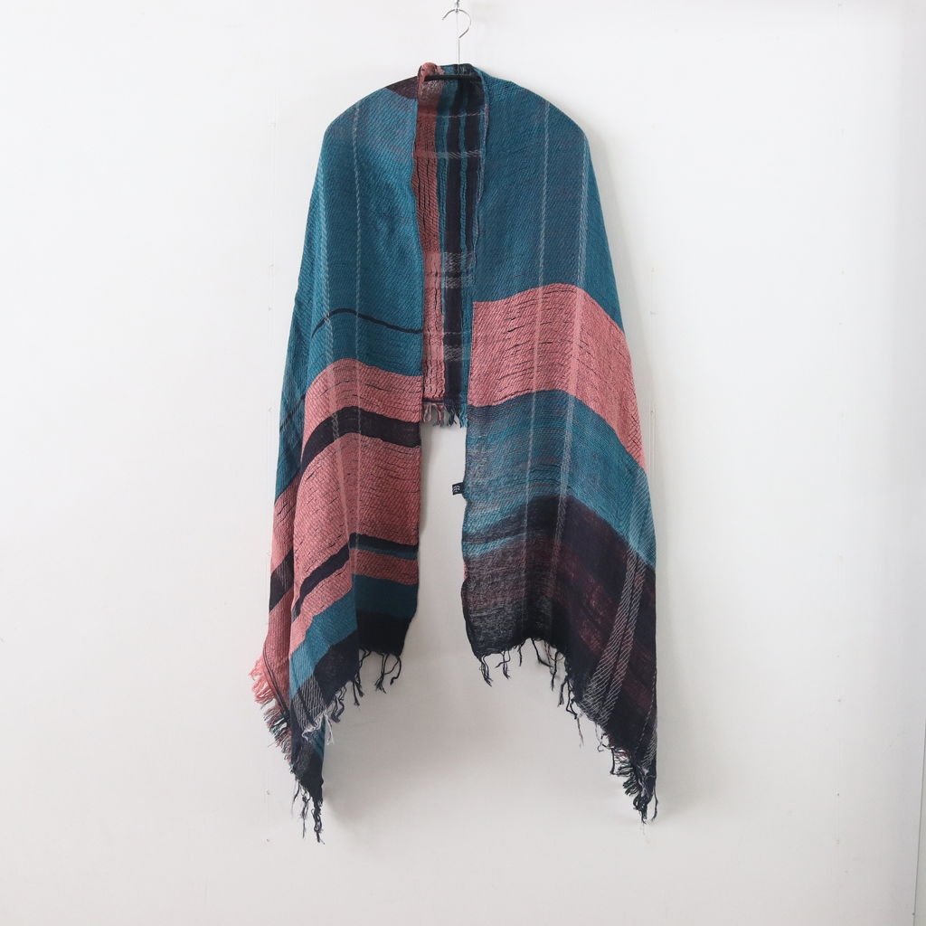 tamaki niime | 玉木新雌 - MOCOTTON SHAWL MIDDLE COTTON100% #ONLY ONE [20A028]