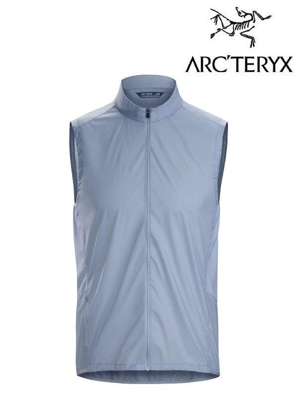 正規品 メンズ ベスト ミッドレイヤー 新色追加 ARC'TERYX アークテリクス 定番の人気シリーズPOINT ポイント 入荷 #Aeroscene 20967 L07331000 Vest インセンド Incendo