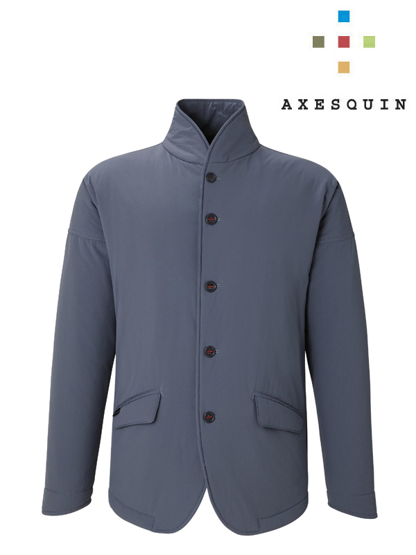 AXESQUIN アクシーズクイン ヤマニノボッタカモシレナイ insulated #A28 青鈍 [AS1192]