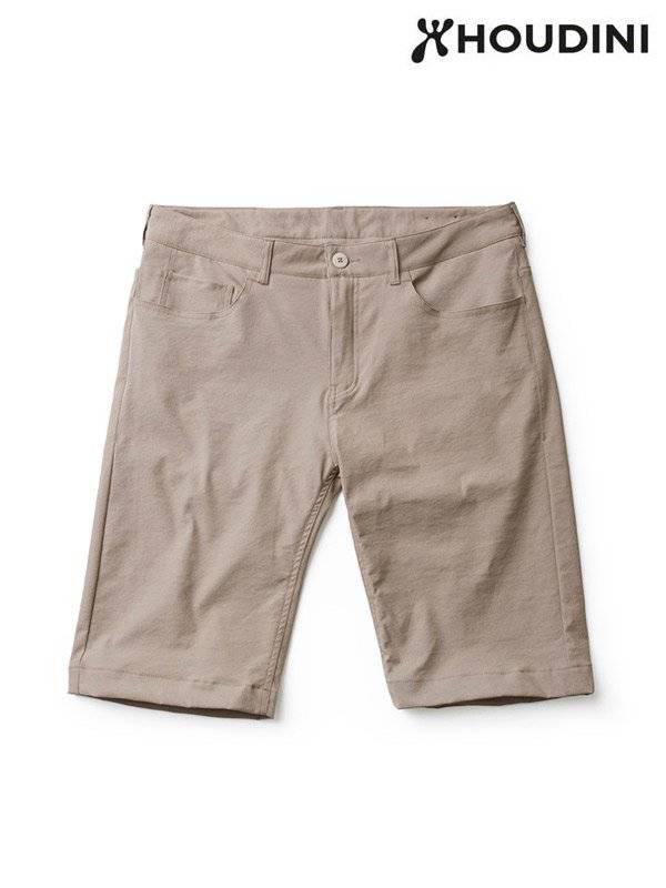 セール HOUDINI フーディニ|M's Way To Go Shorts #Reed Beige メンズ ウェイ トゥ ゴ ショーツ
