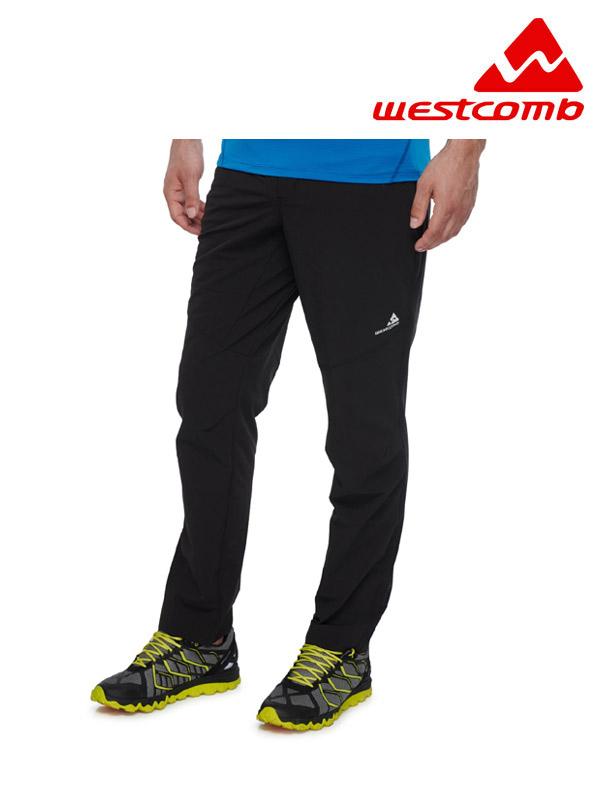 正規品|メンズ 3シーズンパンツ 登山 ボルダリング ハイキング Westcomb ウエストコム|Ridge LT Pant #Black リッジライトパンツ