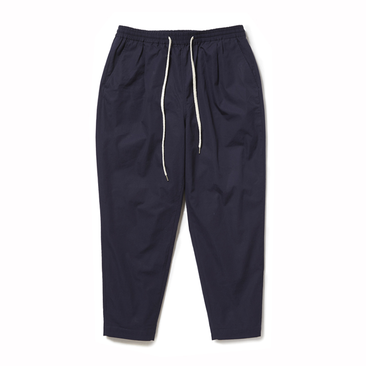ETHOS | エトス - DAVO PANTS #DARK NAVY