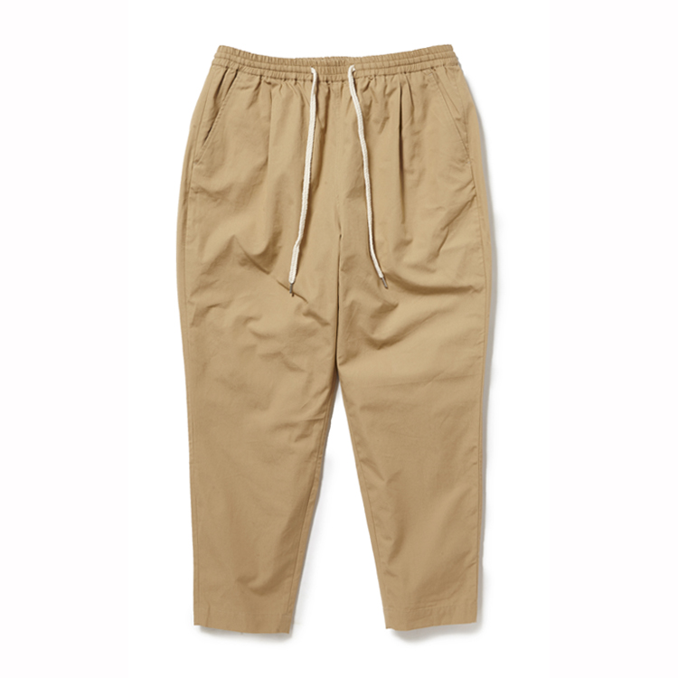 ETHOS | エトス - DAVO PANTS #LIGHT BEIGE