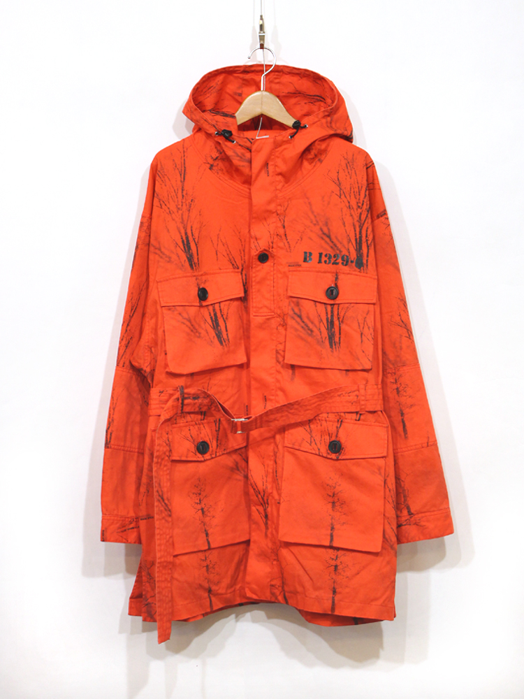 MAGIC STICK ROBBER COAT BISHOP v3 #ORANGE 123284381