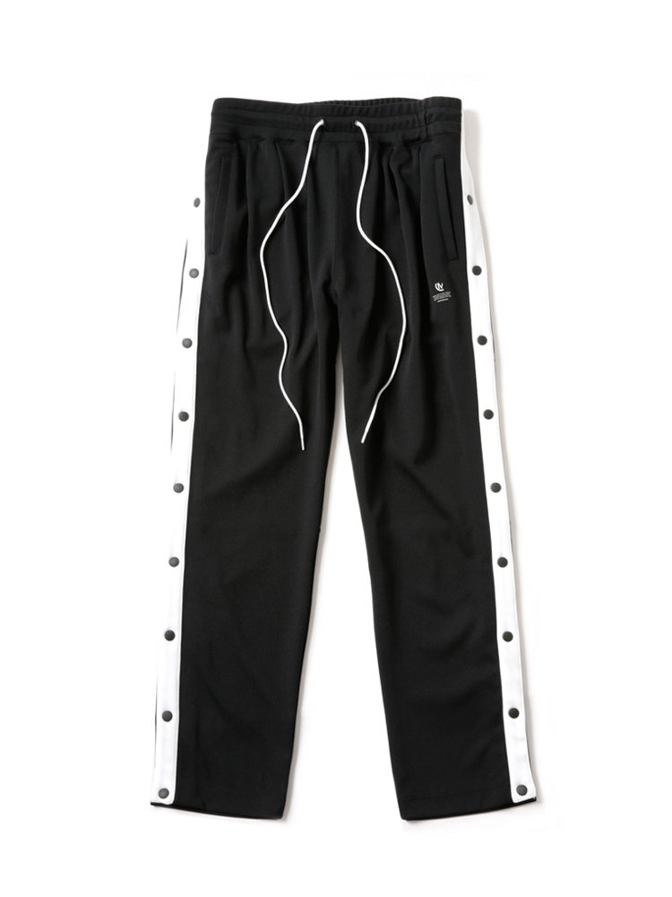 MAGIC STICK EURO GANG TRACK PANTS #BLACK 128009714