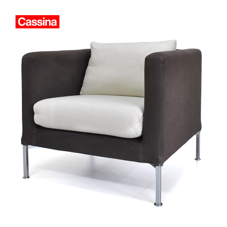 【 中古 】【展示品】CASSINA IXC PORTOVENERE BOX SMALL 1P SOFA