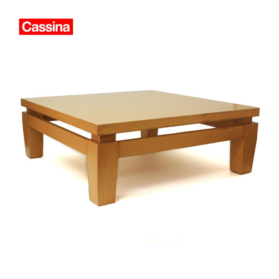 【 中古 】【展示品】CASSINA SARDANE LOW TABLE