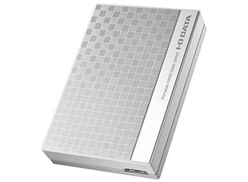 スーパーセール I-O DATA HDD ポータブルハードディスク EC-PHU3W2D 人気海外一番 USB3.0バスパワー対応 日本製 2TB