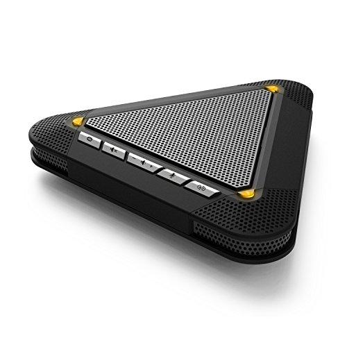 ストアー Meeteasy MVOICE 3000-Bワイヤレススピカーフォン ウェブ会議用マイクスピーカー 定番の人気シリーズPOINT(ポイント)入荷 PCマイクスピーカー