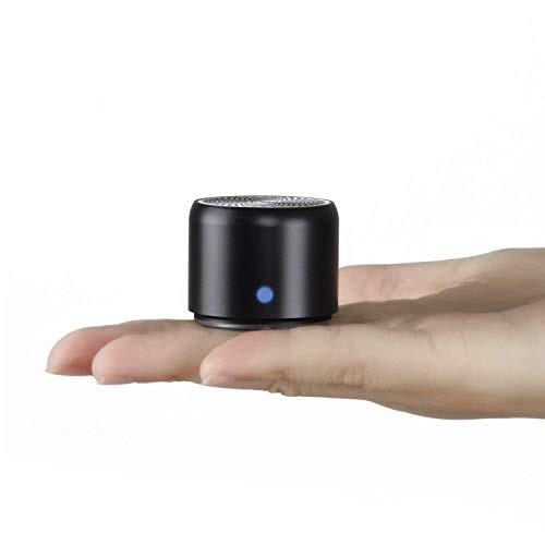 送料無料 旅行用EVAケース付き EWA A106 ポータブル スピーカー Bluetooth ワイヤレス 商品追加値下げ在庫復活 ミニ