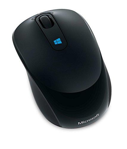 マイクロソフト マウス ワイヤレス �い素材 再販ご予約限定送料無料 小型 ブラック Sculpt Mouse Mobile 43U-00037