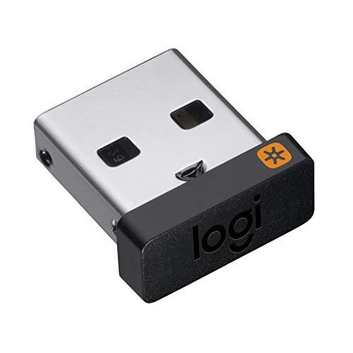 ロジクール Unifying レシーバー RC24-UFPC2 おすすめ USB 無線 新作通販 ワイヤレス RC24-UFPC windows