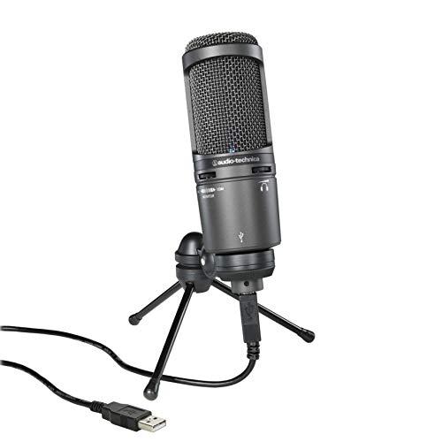 贈答品 audio-technica USB マイクロホン AT2020USB+ 生放送 録音 テレワーク 初回限定 在宅勤務