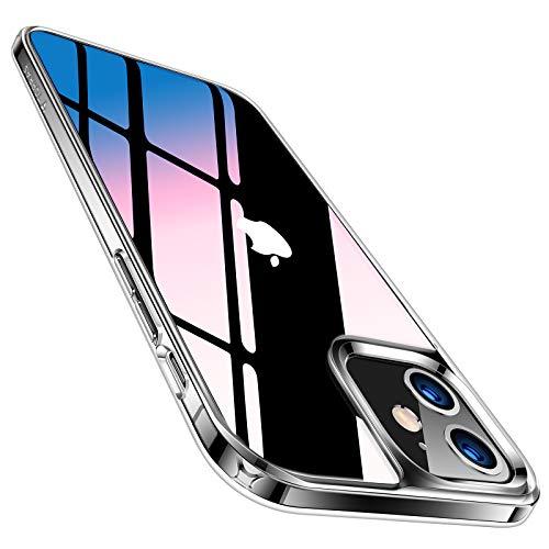 新作入荷 iPhone12mini TORRAS 強化ガラス iPhone 今だけ限定15%OFFクーポン発行中 12 mini 用 三層構造 ケース 9H硬度 TPUバンパー 日本旭硝子 高透明