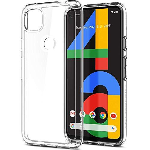 Pixel 休日 Spigen Google 4a ケース 5Gモデル非対応 透明 今だけスーパーセール限定 クリア 全面 背面 ポリカーボネート