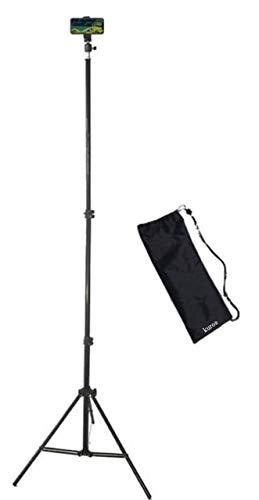最高2.1m 高伸長 三脚スマホ 今だけスーパーセール限定 スタンド 折り畳み式 代引き不可 持ち運び便利 録画 ライブ録音 ネット生ライブ用