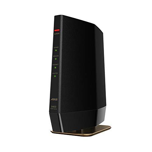 バッファロー WiFi ルーター無線LAN Wi-Fi6 11ac 11ax 限定Special Price 4803+574Mbps AX5400 大規模セール