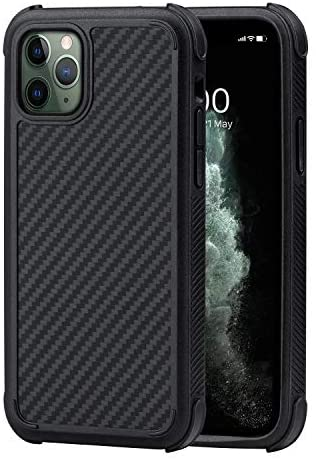 贈り物 PITAKA iPhone 11 Pro 対応 ケース スーパー耐久性 送料0円 アラミド繊維 カーボン風 最強衝撃吸収 TPU