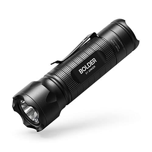 Anker Bolder LC30 入手困難 LEDフラッシュライト 懐中電灯 3段階のライトモード IPX5防水規格 爆買い送料無料