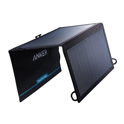 Anker PowerPort 男女兼用 Solar 低価格化 Lite 15W 2ポート ソーラーチャージャー USB 6 iPhone