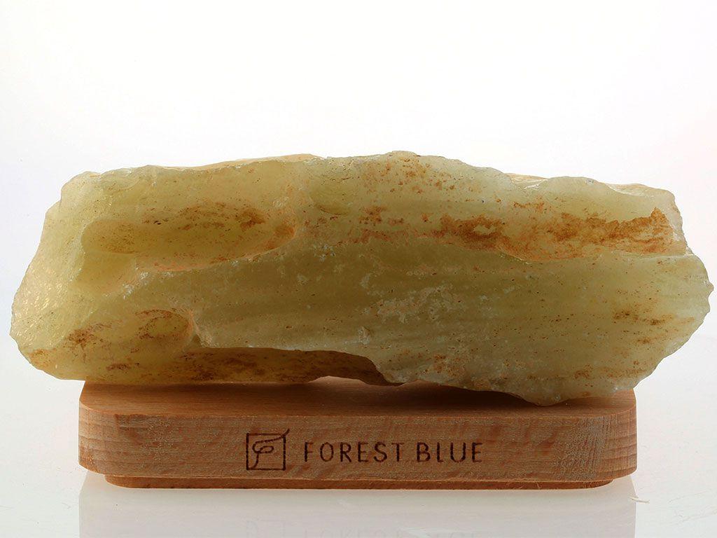 【5倍!】 【最高級 5A 】リビアングラス 原石 No.6 パワーストーン 天然石 フォレストブルー