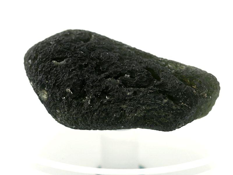 モルダバイト 原石 No.7 (鑑別書付) パワーストーン 天然石 【画像現物】