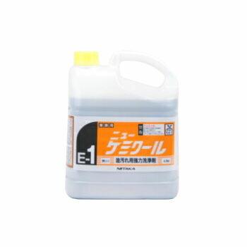 ニューケミクール 4kg 新高 ニイタカ 業務用洗剤 4本入